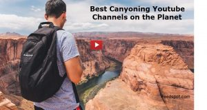Top 15 Canyoning Youtube Channels to Follow in 2019