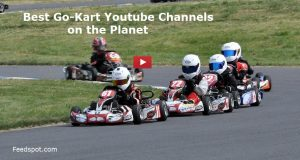 Top 40 Go-Kart Youtube Channels to Follow in 2019